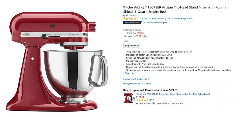 Amazon-kitchenaid