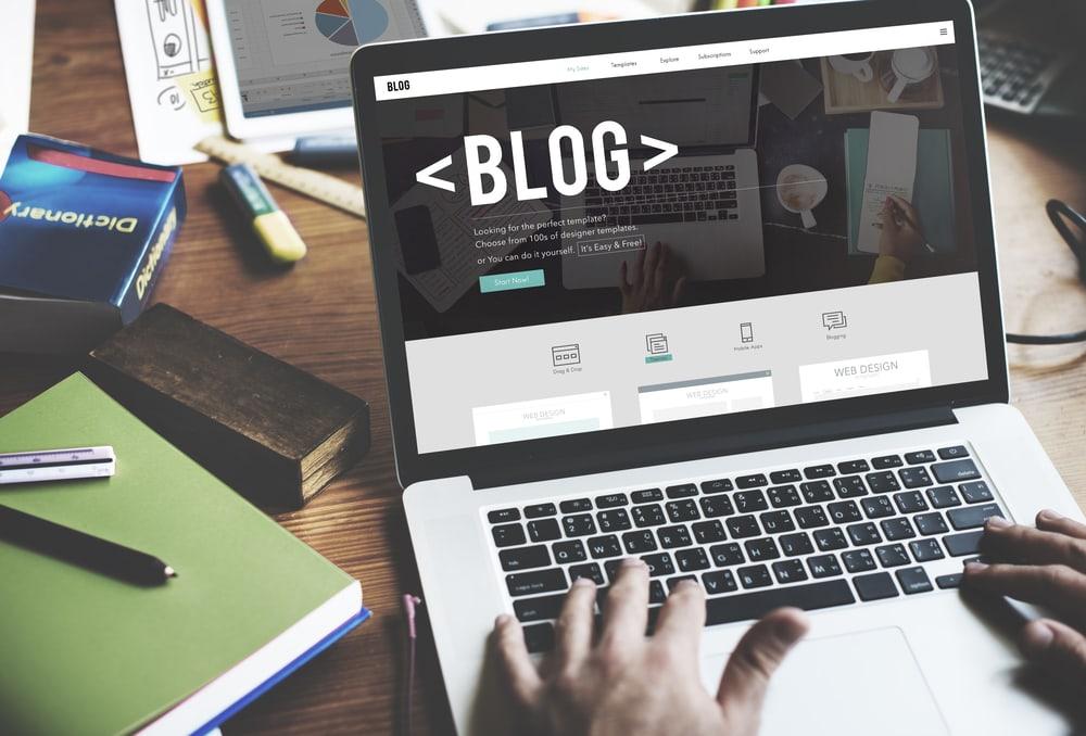 blog oluşturun
