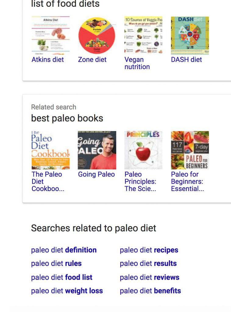 paleo diyeti ile ilgili aranan diğer kelimeler