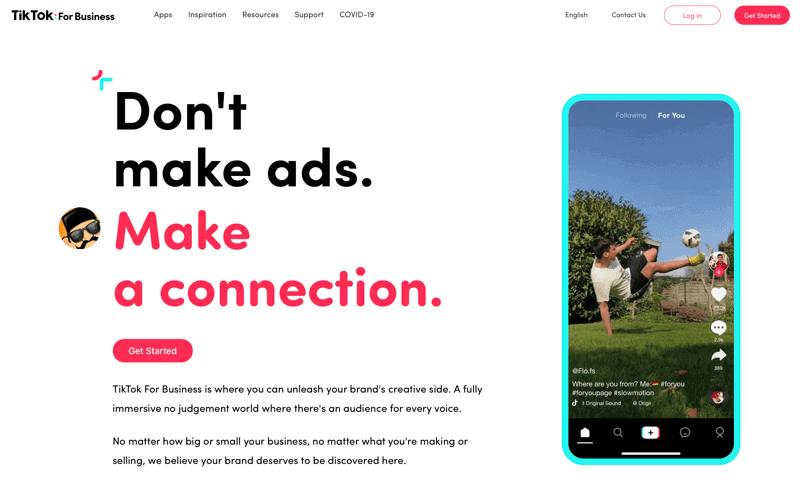 Tiktok Reklam Modelleri