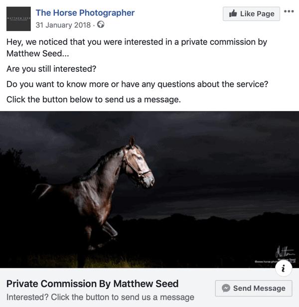 Facebook Messenger Reklamlarını Kullanın