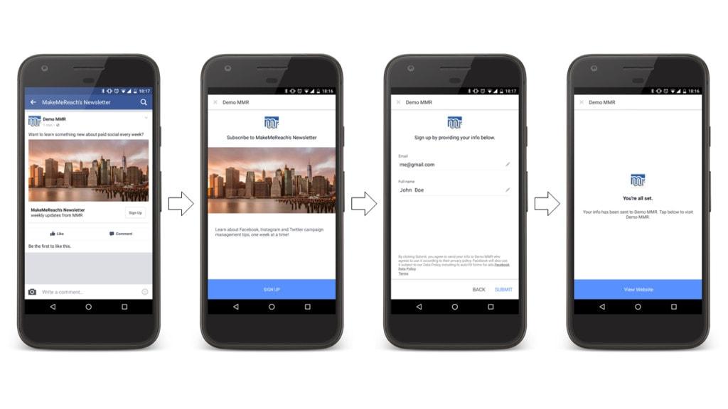 Facebook Lead Ads ile Satış Yapmanın En İyi Yolu