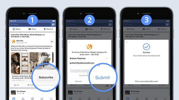 facebook potansiyel müşteri bulma
