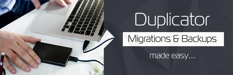 Duplicator Ücretsiz WordPress Eklentisi
