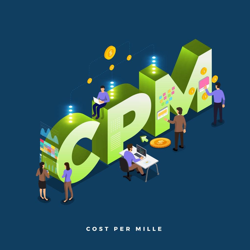 CPM (Cost per Mile) Gösterim Başına Ödeme